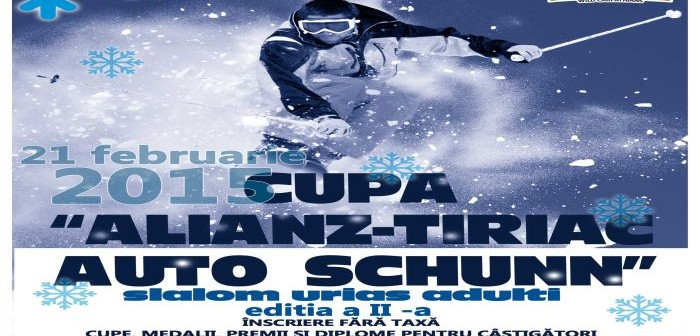 Transalpina Ski resort - Cupa AllianzTiriac – Auto Schunn
