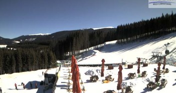 Webcam Transalpina Ski Resort – Parcare