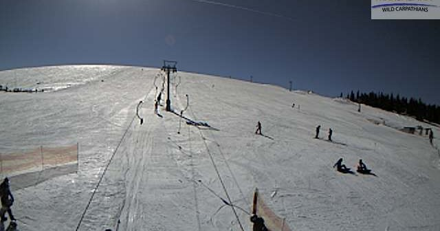 Webcam Transalpina Ski Resort Plecare Teleschi